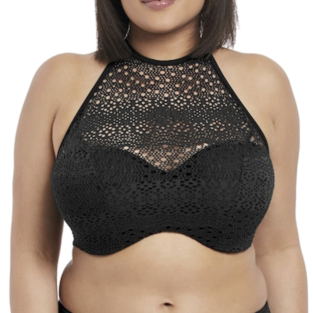 Indie High-Neck Bandeau