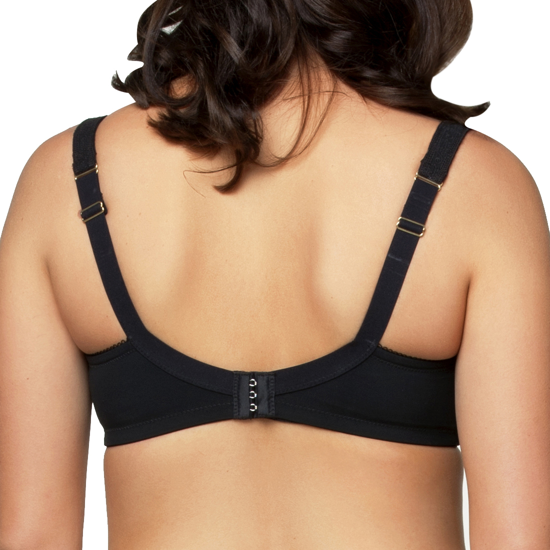 Dark Chocolate Flexiwire Nursing Bra