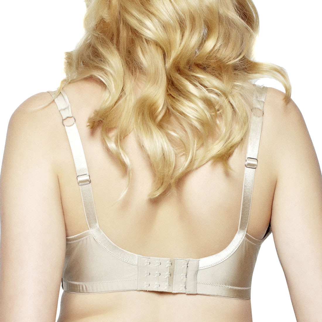 Frosted Almond Nursing Bra